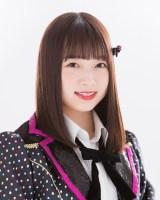 初選抜の東由樹=NMB48 21stシングル(タイトル未定)選抜メンバー