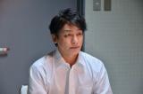 東京拘置所に収監中の山下山下(片岡愛之助)(C)テレビ朝日