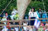 森田ひかる=欅坂46野外ワンマンライブ『欅共和国2019』より Photo by 上山陽介