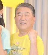 『24時間テレビ42 人と人〜ともに新たな時代へ〜』の制作発表会見に出席した徳光和夫 (C)ORICON NewS inc.