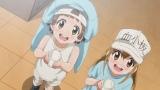 ポカリスエットとコラボしたアニメ『はたらく細胞』 (C)清水茜/講談社・アニプレックス・davidproduction