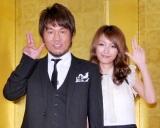 FUJIWARA藤本敏史&木下優樹菜夫妻(2010年9月撮影) (C)ORICON NewS inc.