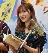 劇場版『ONE PIECE STAMPEDE』の公開アフレコイベントに出席した指原莉乃 (C)ORICON NewS inc.