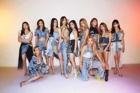E-girls=『FNSうたの夏まつり』出演アーティスト第2弾