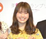 オーディション『美笑女グランプリ』開催発表会見に参加したNMB48・渋谷凪咲 (C)ORICON NewS inc.