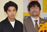 (左から)賀来賢人、佐藤二朗 (C)ORICON NewS inc.