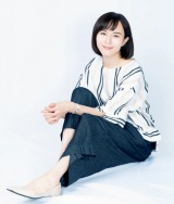 『FLASH』7月9日号に登場した比嘉愛未(C)光文社/週刊FLASH 写真◎木村哲夫