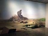『やぶにらみの暴君』=東京国立近代美術館で開催中の『高畑勲展─日本のアニメーションに遺したもの』 (C)ORICON NewS inc.