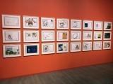 奈良美智のドローイング作品《鳥への挨拶》24点(C)YOSHITOMO NARA 2006=東京国立近代美術館で開催中の『高畑勲展─日本のアニメーションに遺したもの』 (C)ORICON NewS inc.