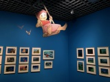アルプスの少女ハイジ(C)ZUIYO「アルプスの少女ハイジ」公式ホームページhttp://www.heidi.ne.jp/=東京国立近代美術館で開催中の『高畑勲展─日本のアニメーションに遺したもの』 (C)ORICON NewS inc.