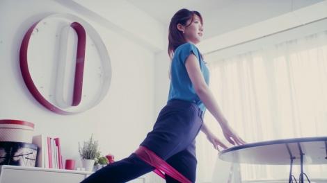 ワコール×セント・フォース ガードル推進プロジェクト 「トレンドビューティー派」編