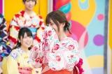 日向坂46・東村芽依(C)日本テレビ