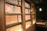 『週刊少年ジャンプ』創刊50周年記念企画「おとなのジャンプ酒場」の店内 (C)ORICON NewS inc.