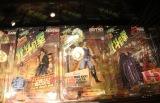 『週刊少年ジャンプ』創刊50周年記念企画「おとなのジャンプ酒場」の店内に飾ってあるフィギア (C)ORICON NewS inc.