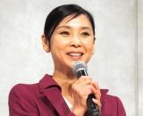 カンテレ・フジテレビ系ドラマ『TWO WEEKS』の制作発表会見に出席した黒木瞳 (C)ORICON NewS inc.