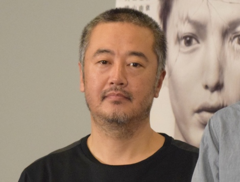 舞台『美しく青く』の公開ゲネプロに参加した赤堀雅秋 (C)ORICON NewS inc.