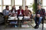 Netflixオリジナル作品『クィア・アイ』シーズン4(7月19日配信スタート)ファブ5(左から)ボビー、ジョナサン、カラモ、アントニ、タン