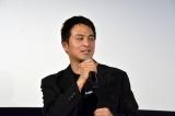 『クローバー』トーク&上映会に登壇した山田健人(C)oricon ME inc.
