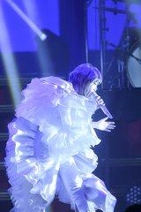 "『YUKI concert tour ""trance/forme"" 2019』より"