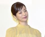NHK総合ドラマ『だから私は推しました』の完成試写会に参加した桜井ユキ (C)ORICON NewS inc.
