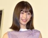 NHK総合ドラマ『だから私は推しました』の完成試写会に参加した白石聖 (C)ORICON NewS inc.