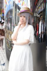 『NEWレイヤーズ★パラダイス』で発見したコスプレイヤー (C)oricon ME inc.