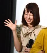 観客に手を振る平野由佳 (C)ORICON NewS inc.