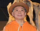 『恐竜展2019』取材会に出席した鈴木おさむ (C)ORICON NewS inc.