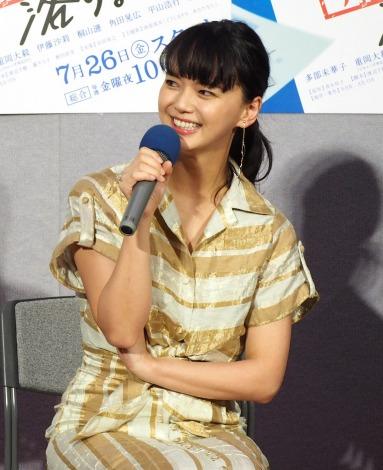 NHK総合ドラマ10『これは経費で落ちません!』の試写会に出席した多部未華子 (C)ORICON NewS inc.