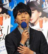 NHK総合ドラマ10『これは経費で落ちません!』の試写会に出席した重岡大毅 (C)ORICON NewS inc.