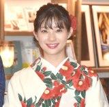 ドラマ『僕はまだ君を愛さないことができる』のトークイベントに登壇した足立梨花 (C)ORICON NewS inc.
