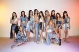 E-girlsが新曲「シンデレラフィット」MV公開