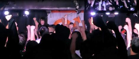 女性声優ロックバンド・『南松本高校パンクロック同好会』 (C)2019 ガールズフィスト!!!! プロジェクト