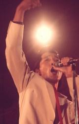 キャロル解散翌年以来43年ぶりに日比谷野外音楽堂公演を行う矢沢永吉