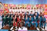 SixTONES、Snow Man、Travis Japan、HiHi Jets、美 少年による番組『調べるJ』の放送が決定(C)テレビ朝日