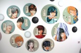 『画業30周年記念 小畑健展 NEVER COMPLETE』展示会の展示作品 (C)ORICON NewS inc.