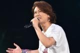 日本武道館でデビュー20周年記念コンサートを開催した氷川きよし 終盤には感極まって涙ぐむ場面も(7月12日=東京・日本武道館) (C)oricon ME inc.