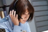 13日スタートの新土曜ドラマ『ボイス 110緊急指令室』に出演する真木よう子 (C)日本テレビ