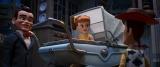 ディズニー/ピクサー映画『トイ・ストーリー4』最初はちょっと怖い雰囲気のギャビー・ギャビー(C)2019 Disney/Pixar. All Rights Reserved.