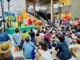 約600人の観客にびっくり(C)NHK