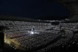 約3時間で全24曲を熱演したBTS(7月13・14日=静岡・エコパスタジアム) Photo by Big Hit Entertainment