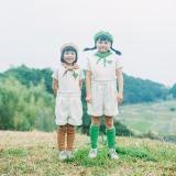 8年目で初リニューアルされたグリーンダカラちゃんとムギちゃん新衣装