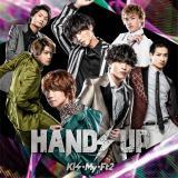 Kis-My-Ft2のシングル「HANDS UP」が、7/22付オリコン週間シングルランキングで初登場1位