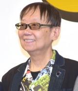 3DCGアニメ映画『ドラゴンクエスト ユア・ストーリー』完成報告会見に参加した堀井雄二氏