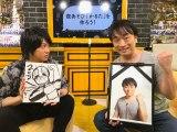 声優バラエティー番組『声優と夜あそび』に出演した(左から)大河元気、関智一 (C)AbemaTV