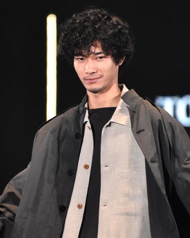 『マイナビ presents 第28回 東京ガールズコレクション 2019 SPRING/SUMMER』に出演した清原翔 (C)ORICON NewS inc.