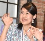 AbemaTV『オオカミちゃんには騙されない』の初回放送前囲み取材に出席した横澤夏子 (C)ORICON NewS inc.