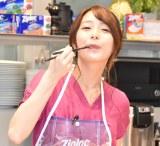 『下味冷凍食堂 by Ziploc』発表会に登壇した宇垣美里 (C)ORICON NewS inc.