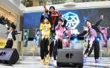 5thシングル「ゴールデンジパングソウル」収録4曲を披露した祭nine.