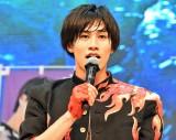 寺坂頼我=祭nine. 5thシングル「ゴールデンジパングソウル」発売記念イベント (C)oricon ME inc.